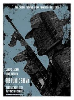 The Public Enemy Movie Poster