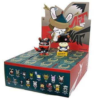 Art Of War Dunny 2014 Full Sealed Case with Case Exclusive Dunny