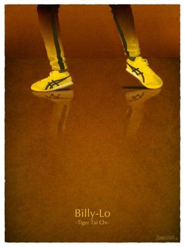 Billy-Lo - Tiger Tai Chi - The Game of Death Movie Poster