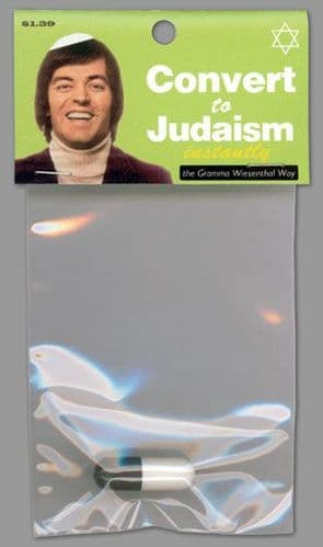 Convert To Judaism Instantly #41