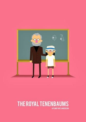 Dudley - The Royal Tenenbaums Movie Poster
