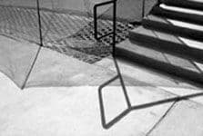 Fence and Shadows 1991