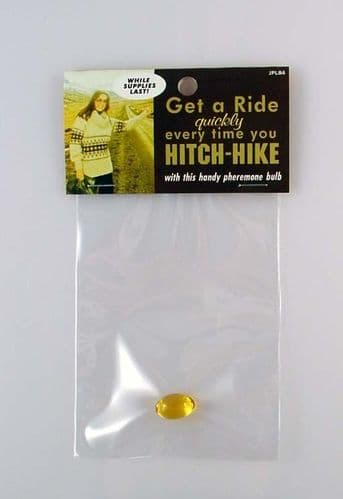 Get A Ride Quickly Every Time You Hitch-Hike #76