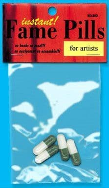Instant Fame Pills For Artists #92