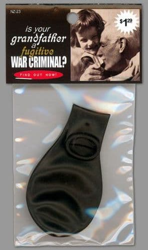 Is Your Grandfather A Fugitive War Criminal? #107