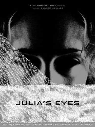Julia's Eyes Movie Poster