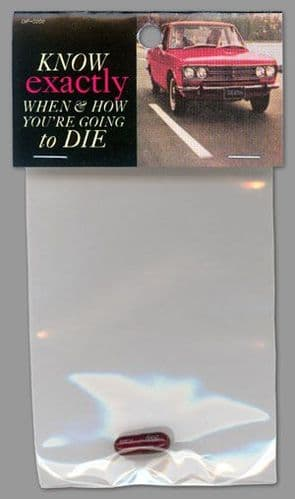 Know Exactly When & How You're Going To Die #109