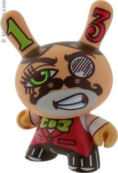 Michael M Motorcycle LA Series Dunny