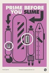 Prime Before You Slime - Ghostbusters Movie Poster