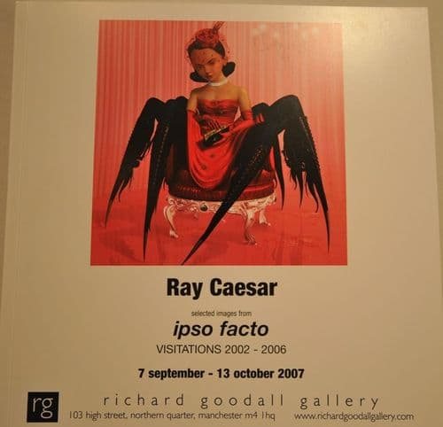 Ray Caesar ipso facto Show Catalogue