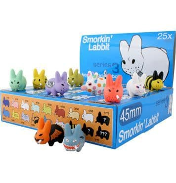 Smorkin Labbit Series 3 Blind Boxed