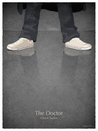 The Doctor - Chuck Taylor - Doctor Who
