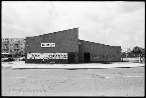 The Factory / Russell Club 1979 Hulme
