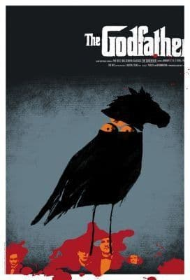 The Godfather Movie Poster 2009