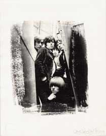 The Rolling Stones Photopainting