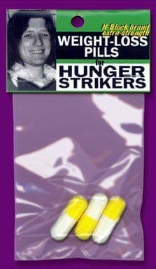 Weight-Loss Pills For Hunger Strikers #163
