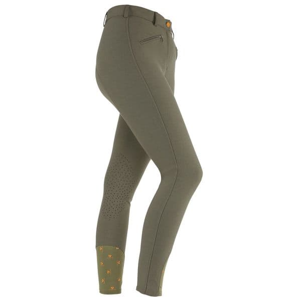 Aubrion Thompson Breeches - Olive