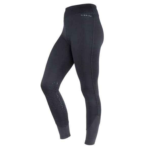Shires Aubrion Porter Winter Riding Tights