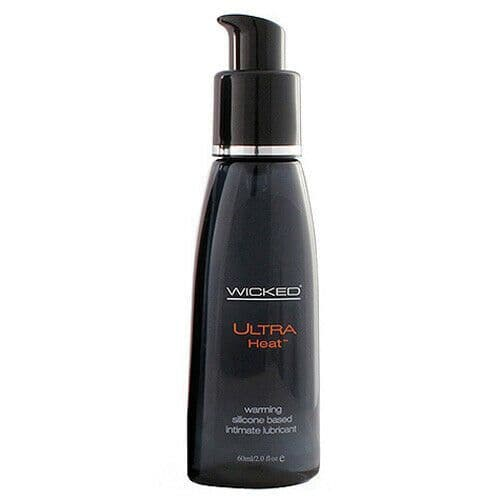 60ml Wicked Ultra Heat Silicone Lubricant