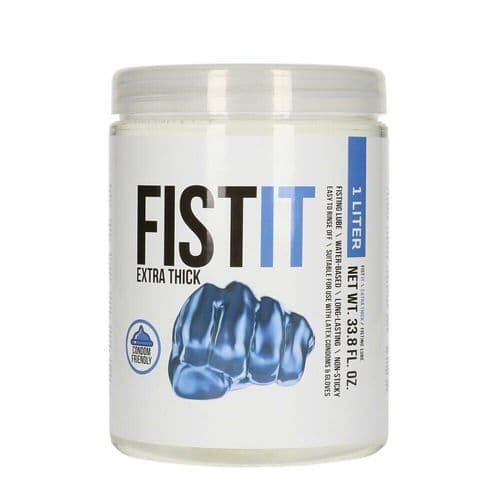 Fist It Extra Thick Lubricant 1000mls