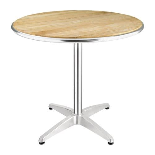 Ash Top Round Table 800mm