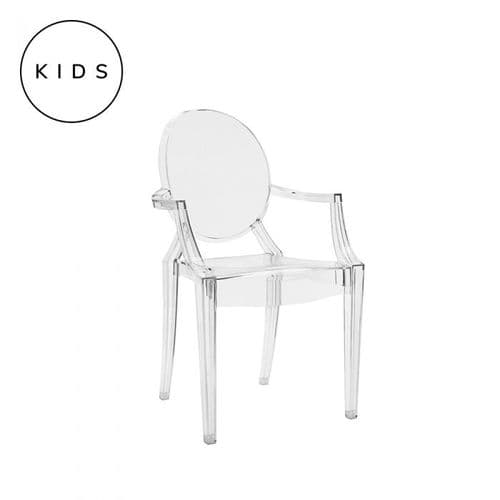 Philippe Starck Style Lou Lou Ghost Chair