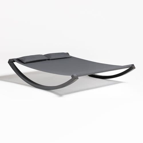 Sol Lounger - Grey / Anthracite