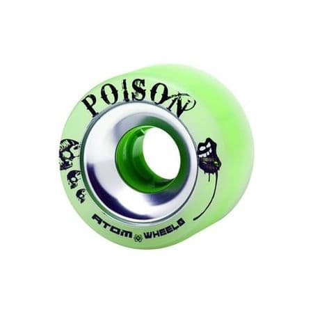 Atom Poison Alloy Wheels (4 pack) : LAST CHANCE