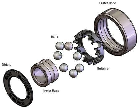 Bearing Cleaning Service