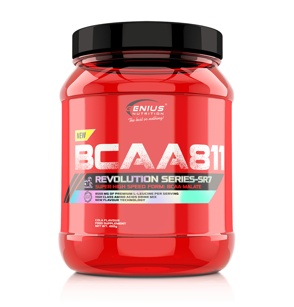Genius Nutrition BCAA811