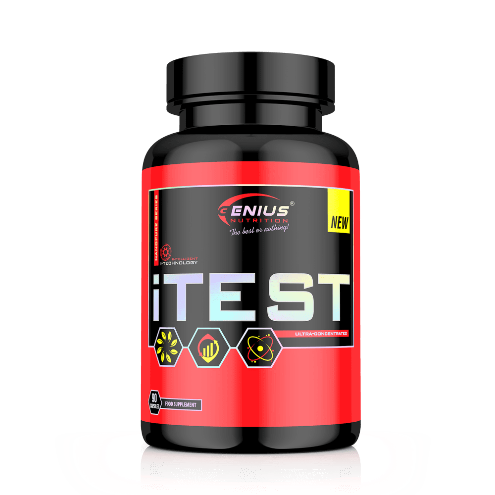Genius Nutrition iTest