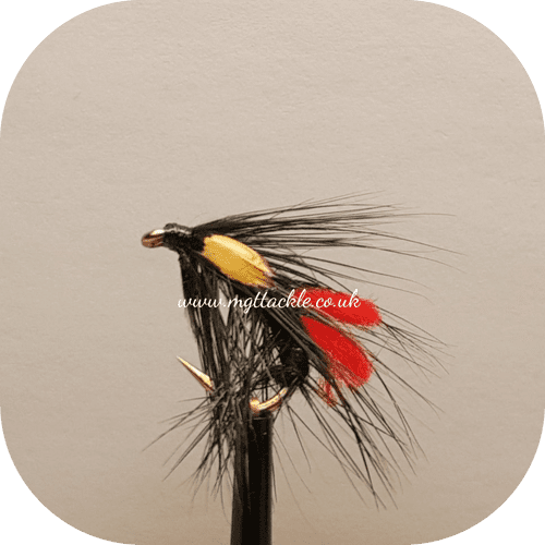 BLACK AND RED JUNGLECOCK SNATCHER