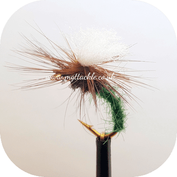 DARK GREEN MINI KLINKHAMMER DRY FLY