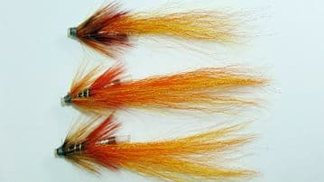 FLAME THROWER 25mm COPPER TUBE FLY (SM195)