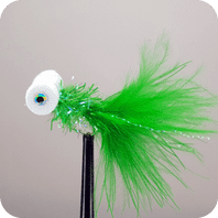 GREEN FRITZ BOOBY ( NO WING) Size 10  BB62
