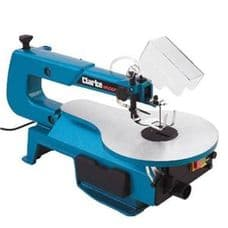 """Clarke 16"""" Scroll Saw. Great for hobbyists and creative woodworkers"""