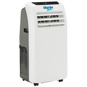 Clarke AC10050 Portable Air Conditioning Unit Complete With Remote Control