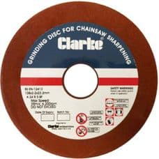 Clarke Chainsaw Sharpening Disk. For use with ECCS2