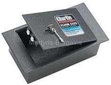 Clarke Floor Safe. Discrete and Secure Protection for Valuables.