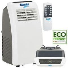 Clarke Portable Air Conditioning Unit With Remote Control AC7050