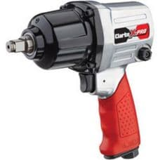 """Clarke ½"""" Twin Hammer Air Impact Wrench. Clarke X-Pro CAT131 500ft/lb of power"""