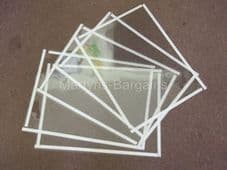 XHSBC90 Replacement Acetate Protection Screens to Protect glass on Sand Blast Cabinet