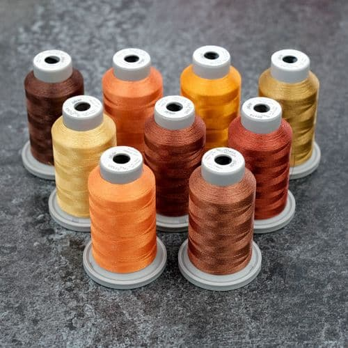 'Outback' Collection 19 - 9 Spools (normally £36!)