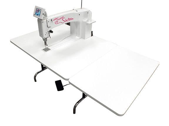 Sweet Sixteen or Pfaff Powerquilter 16.0 Table Extension (one 18