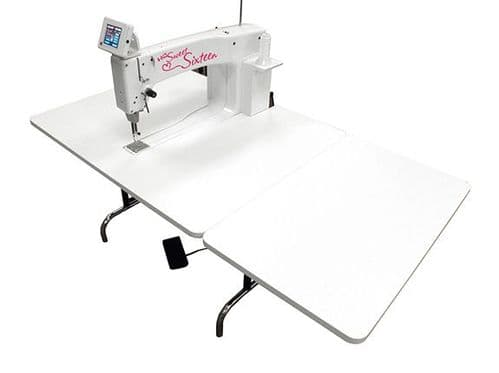 "Sweet Sixteen or Pfaff Powerquilter 16.0 Table Extension (one 18"" table)"