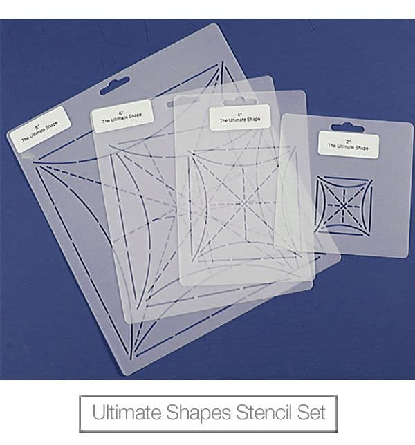 The Complete Stencil Collection by Cindy Needham