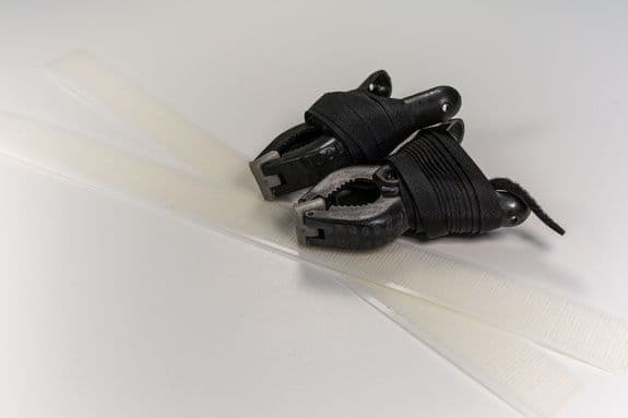 Velcro Side Clamps (set of 2)