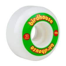 Birdhouse Wheels Logo 99a 51mm (pack of 4)