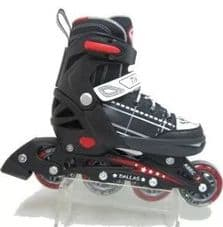 Dallas Adjustable Inline Skates