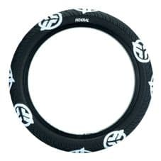 "Federal Command LP Tyre - Black With White Logos 20"" x 2.40"" (single)"